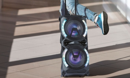 Daewoo Bluetooth Trolley Speaker