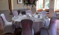 Choice of Floral Wedding Package for Up to 100 Guests with CNK Event Stylists