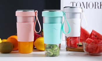Portable Juice Cup with Blender