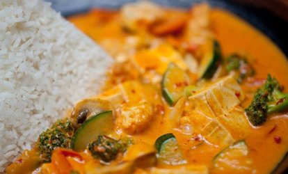 image for $12.50 for $20 Worth of Curries and International Food at World Curry