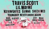 Travis Scott, Lil Wayne, Kevin Gates, and More – Up to 33% Off
