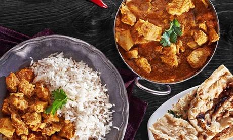 Menú degustación nepalí vegetariano o con carne que incluye postre y bebida para 2 o 4 desde 22,95 € en Hola Nepal Oferta en Groupon