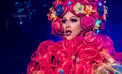 "image for VIP Entry to ""Julia's Queen of the Brunch"" Drag Show for Two at Le Faux (Up to 69% Off)"
