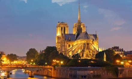 Parijs: standaard tweepersoonskamer met ontbijt en spatoegang voor 2 pers. in 4* hotel Le Mareuil