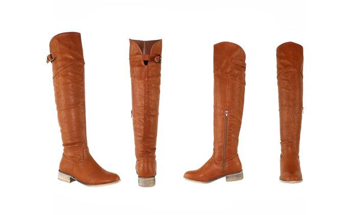 Olivia Miller Irving Women's Over-the-Knee Boots