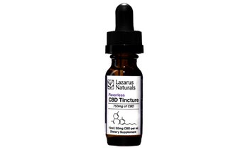 LN High-Potency 750mg CBD Tincture from VAPE GODS