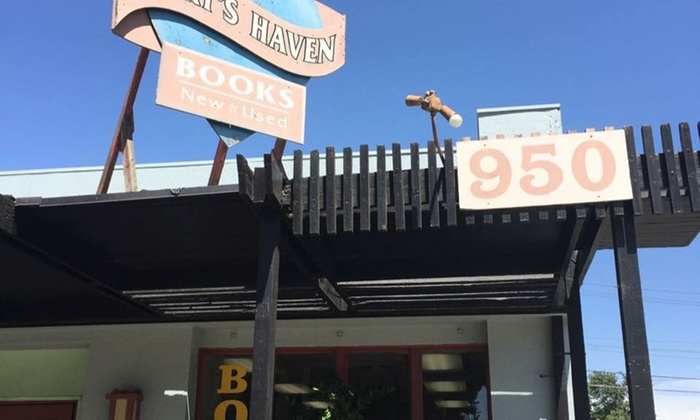 Hart's Haven Used Bookstore - Tower District: $22 for $40 Worth of Books — Hart's Haven Used Bookstore