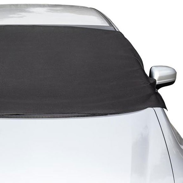 Heavy Duty Snow And Ice Deflector Car Windshield Cover