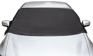 Heavy-Duty Snow and Ice Deflector Car Windshield Cover at Heavy-Duty Snow and Ice Deflector Car Windshield Cover, plus 6.0% Cash Back from Ebates.