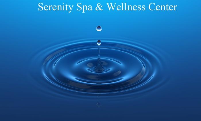 Serenity Spa and Wellness Center - Serenity Spa and Wellness Center: Up to 61% Off Spa Package at Serenity Spa and Wellness Center