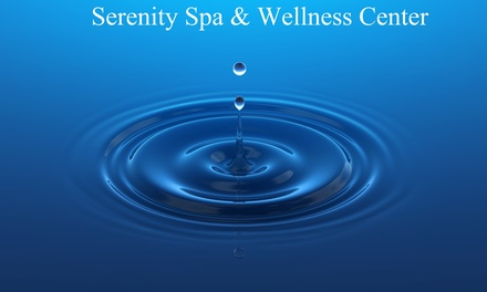 Up to 61% Off Spa Package at Serenity Spa and Wellness Center