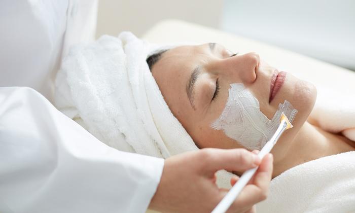 The Day Spa Millburn - Upper Vailsburg: Facial with Optional Massage at The Day Spa Millburn (Up to 70% Off)