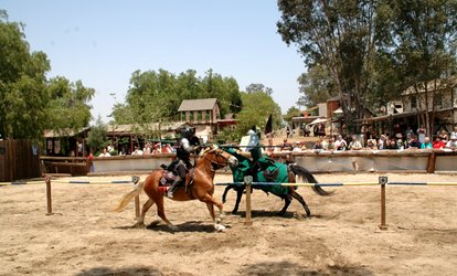 image for Entry to Koroneburg Renaissance Festival (Up to 33% Off). Four Options Available