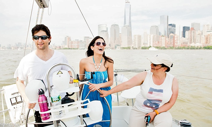 Sailors NYC - Pier 25, until July 1: Gift Cards Good Toward Sailing Lessons and Other Activities at Sailors NYC (Up to 57% Off). Three Options.