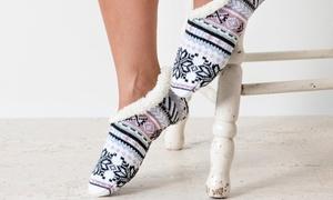 Muk Luks Ballerina Slipper Socks at Muk Luks Ballerina Slipper Socks, plus 6.0% Cash Back from Ebates.