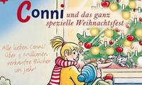 """2 Karten f. """"Conni und das ganz spezielle Weihnachtsfest"""" ab 26.11 u.a. in Mannheim, Stuttgart, München (bis 41% sparen)"""