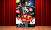 1 place pour le spectacle de magie de Wazou avec 1 boisson à 10 € au Théâtre Victoire