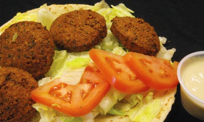 Sami's Gyros - Tempe: $12 for $20 Worth of Gyros and Mediterranean Food at Sami's Gyros