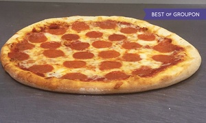 Spaghetti Eddie's Pizza Café: $19 for $30 Worth of Italian Food at Spaghetti Eddie's Pizza Café