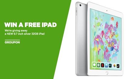 Win a Free iPad