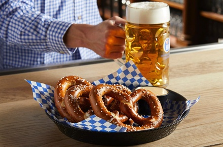 $13 for $25 Worth of German Food at Hofbräuhaus Pittsburgh.