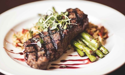 $25 for $50 Worth of Bistro Food at 1060 Bistro at Genesee Grande Hotel
