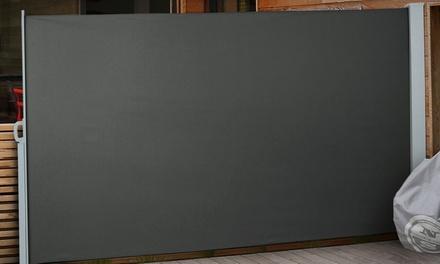 Toldo lateral retráctil para terraza disponible en varias dimensiones y colores