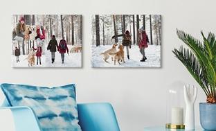Custom Canvas Prints 20 x16