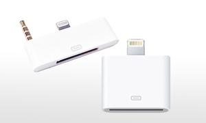 Adaptateur pour iPhone 5/5S/6/6+