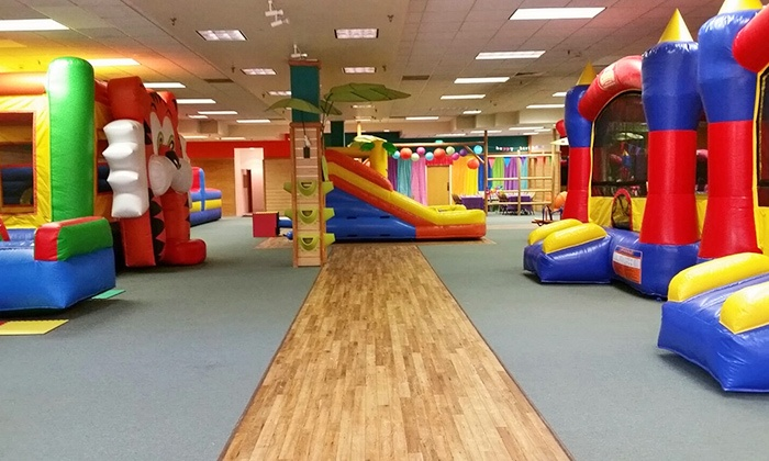 The Playground - Greeley: Indoor Playground Visit for Two, Four, or Six at The Playground (38% Off)