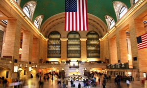 Orpheo: Audio Tour of Grand Central Terminal for One, Two, or Four from Orpheo (Up to 44% Off)
