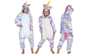 Costume kigurumi licorne étoiles Party Pro