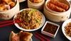 Asiatisches 3-Gänge-Menü