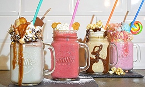 The Lemon Witch: Choice of Two Freakshakes at The Lemon Witch