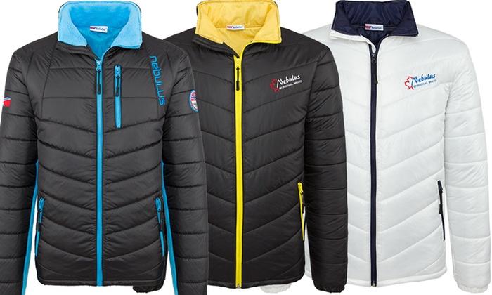 Bis zu 84% Rabatt Nebulus Glossy Jacke für Herren | Groupon