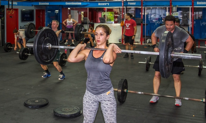Live Free Zone Training - Upper East Side: $29 for One Month of unlimited fat burning cardio classes at Live Free Crossfit ($150 Value)
