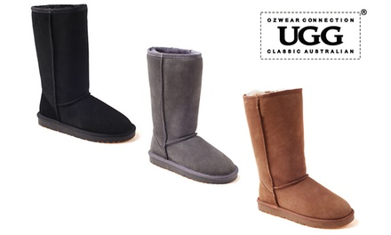 $109 for a Pair of WaterResistant Classic UGG Long Boots Don't Pay $299