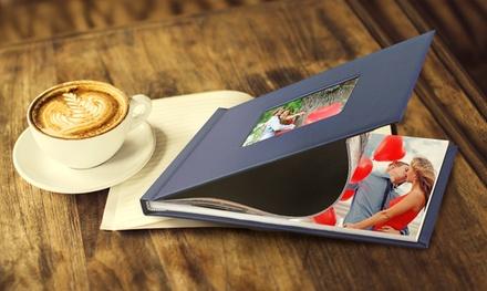 Foto-libros de cuero A5 o A4 con 20 páginas, 40 páginas o 60 páginas con Printerpix (hasta 177,95 € de descuento)