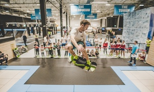 House of Air Park Trampolin: Godzina rozrywki w parku trampolin od 19,99 zł w House of Air w Gliwicach (do -36%)