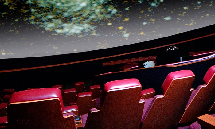 Barlow Planetarium - Windsor Park: Star or Laser Show for Two, Four, or Six at Barlow Planetarium  (50% Off)