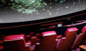 Barlow Planetarium: Star or Laser Show for Two, Four, or Six at Barlow Planetarium  (50% Off)