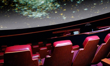 Star or Laser Show for Two, Four, or Six at Barlow Planetarium  (50% Off)