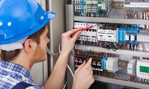 Sisel: Check up impianto elettrico e sostituzione di 2 o 4 interruttori o prese (sconto 94%)