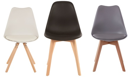 Set of Four Stockholm Chairs
