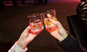 Real Promotions and Events: Whiskey-Tasting Event for Two with VIP Option on Saturday, February 20 from Real Promotions and Events (31% Off)