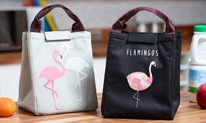 Sac repas isotherme Flamingo