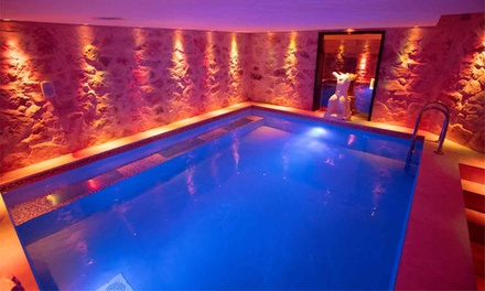 Spello 4*: camera doppia o suite con mezza pensione e Luxury Spa Hotel La Bastiglia 4*
