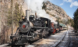 Georgetown Loop Railroad: Train Ride with Optional Mine Tour for an Adult and Child from Historic Rail Adventures (Up to 39% Off)