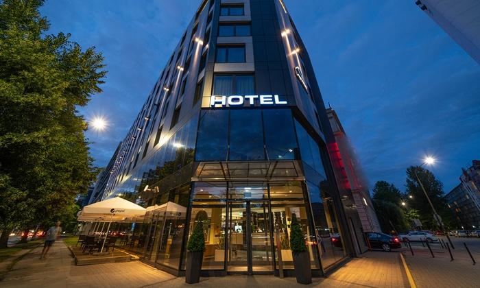 Q Hotel Plus Wrocław 4*