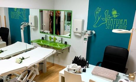 1 o 2 sesiones de tratamiento HIFU facial o corporal con zonas a elegir en Natura Style (hasta 77% de descuento)